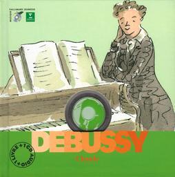 Claude Debussy / Pierre Babin, aut   Babin, Pierre. Auteur